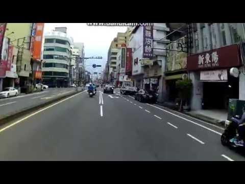 台南市西門路二段與中正路機車車禍
