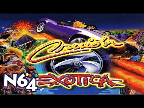 cruis'n usa nintendo 64