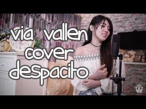 Despacito - Luis fonsi feat justin bieber Dangdut Koplo - Cover by Via VallenONE TAKE VOCALS