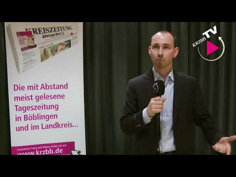 OB-Kandidaten in Böblingen: Dr. Stefan Belz
