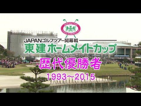 歴代大会優勝者1993~2013
