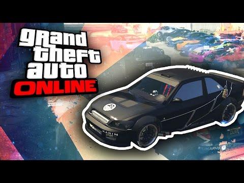 GTA Online - Супер тюнинг