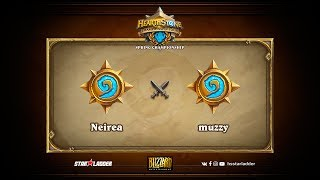 Muzzy vs Neirea, game 1