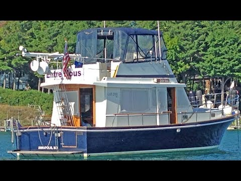 Cape Dory 40 Explorervideo