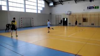 Półfinał Turnieju Piłki Nożnej Gimnazjalistów nr2