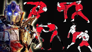 I already analyzed the forest battle or forest fight from Transformers Revenge of the Fallen, so now we take an in depth look to figure out how many fighting styles or martial arts does Optimus Prime know in Transformers, Transformers: Revenge of the Fallen, Transformers: Dark of the Moon, Transformers: Age of Extinction, and Transformers: The Last Knight! Brought to you by the same guy who did the batman vs superman warehouse fight scene breakdown and how many fighting styles does Batman know in Batman vs Superman! Subscribe for more!Want more fight scene breakdown? Click below! https://www.youtube.com/playlist?list=PLEGMqA6EvzxlV-NP7_MO1aPV6y_SUnIx3Hitman by Kevin MacLeod is licensed under a Creative Commons Attribution license (https://creativecommons.org/licenses/by/4.0/)Source: http://incompetech.com/music/royalty-free/index.html?isrc=USUAN1300013Artist: http://incompetech.com/