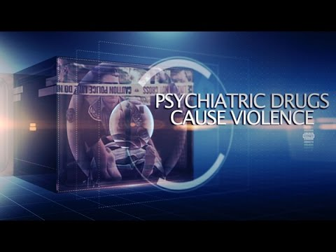 National News Journalist Exposes Link Between Antidepressants & Violence/Suicide