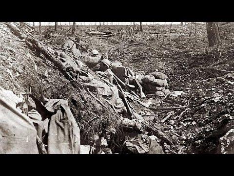 Ένας αιώνας από τη μάχη του Βερντέν