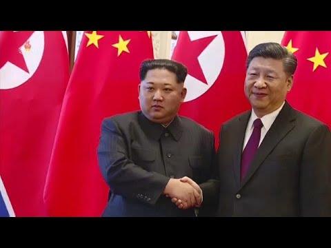 Nordkorea: Kim Jong Un besucht überraschend China