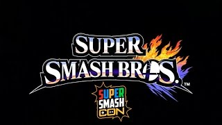 Being so excited for Smash Con and being a huge fan of Sm4sh, I decided to make this.