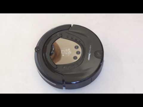 Intelligent robot vacuum cleaner SWR32 HKoenig