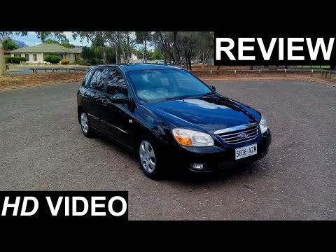 2008 KIA Cerato EX Interior, Exterior Tour, Start Up and Quick Review