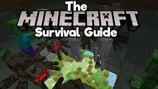 How To Build a Mob Spawner! • The Minecraft Survival Guide (Tutorial Lets Play) [Part 70]