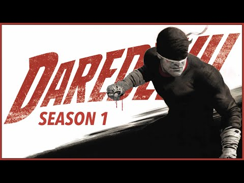 DAREDEVIL: SEASON 1 - An Angry Prayer for Justice