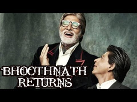 bhoothnath movie Shahrukh Khan - Bollywood super star Shah Rukh Khan, who gave us the blockbuster hit Chennai Express in 2013 will be seen in legendary actor Amitabh Bachchan's upcoming supe...