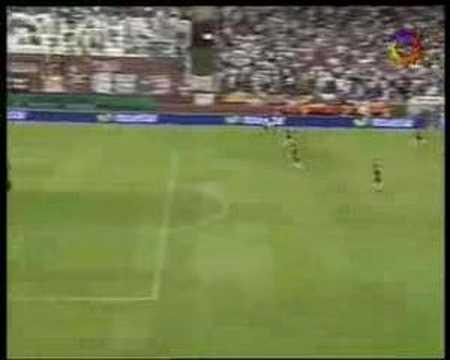 Banfield 5 - 0 Lanús (Torneo Clausura 2008)