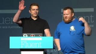 Fluent 2014: Aaron Frost&Dave Geddes,