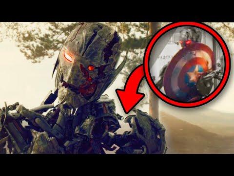 Avengers Age of Ultron Breakdown! NEW Hidden Visual Details & Endgame Clues!