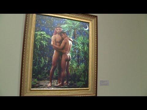 nu masculino - Uma mostra que explora os diferentes aspectos do nu masculino vai ser aberta ao público nesta terça-feira em Paris. A exibição tem cerca de 200 obras - algum...