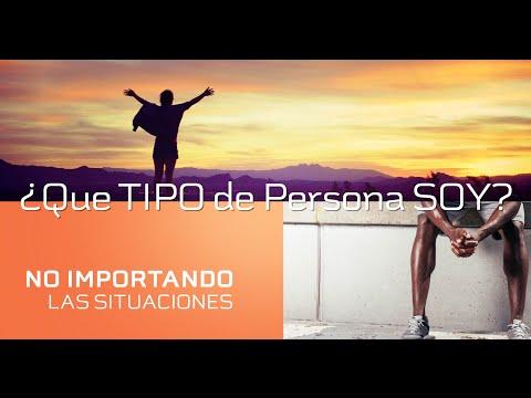 Mensaje Semanal- ¿Qué tipo de persona eres? Pastora Sofia Bocache