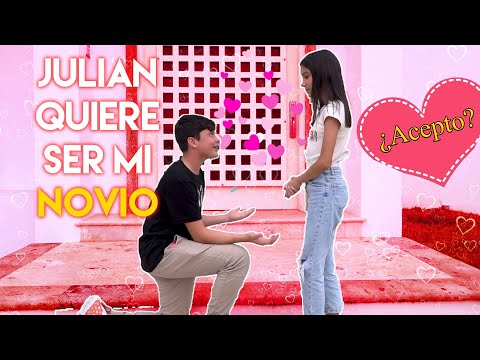 E1 JULIAN ME  PIDE SER SU NOVIA ¿ACEPTO? Especial San Valentín | TV Ana Emilia