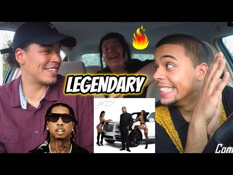 Tyga - Legendary | FULL ALBUM | REACTION REVIEW