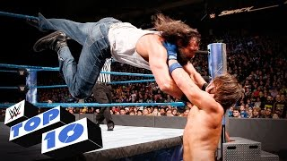 Nonton Top 10 SmackDown LIVE moments: WWE Top 10, Feb. 28, 2017 Film Subtitle Indonesia Streaming Movie Download