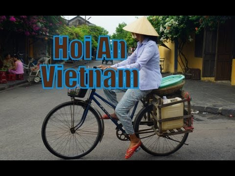 Visiting temples and landmarks in the Ancient Town of Hoi An, Vietnam