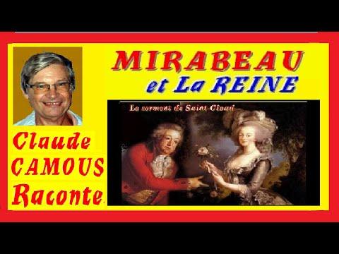 Mirabeau et la Reine: «Claude Camous Raconte» le rendez-vous de Saint-Cloud avec Marie-Antoinette