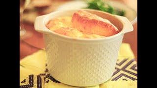 Videoricetta: come fare un soufflè al formaggio