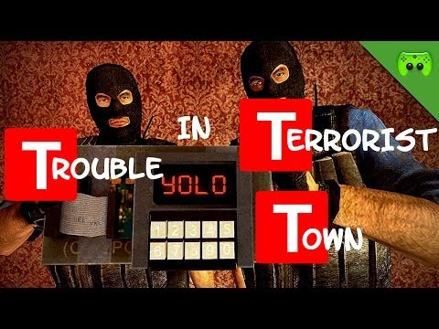 TTT # 28 - Klauerklöße «» Let's Play Trouble in Terrorist Town Garry's Mod | HD
