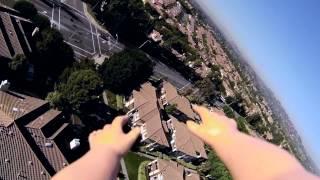 Superman RC Funjet With GoPro Hero3 HD Video