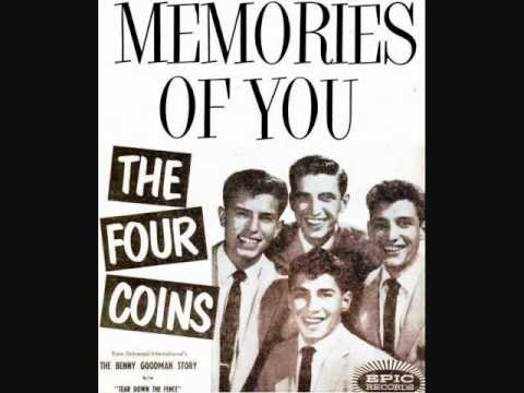 The Four Coins - Memories of You (1955)