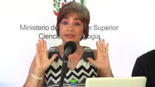 Maria Elena Nuñez comenta sobre la provincia la Romana