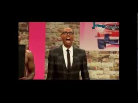 RuPaul Drag Race - Season 4 - RuPaul tells Shangela to go again