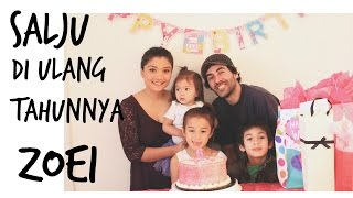 Video ZOEI'S BIRTHDAY PARTY MP3, 3GP, MP4, WEBM, AVI, FLV Oktober 2017