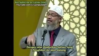 Video Pemuda Kristen Suka dengan Penjelasan Dr. Zakir Naik MP3, 3GP, MP4, WEBM, AVI, FLV Maret 2019