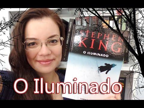 Livro - O Iluminado (Stephen King)