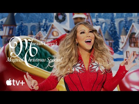 Mariah Carey's Magical Christmas Special — Official Trailer | Apple TV+