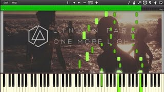 Download Lagu One More Light -  Linkin Park Piano (Cover | Tutorial) Mp3