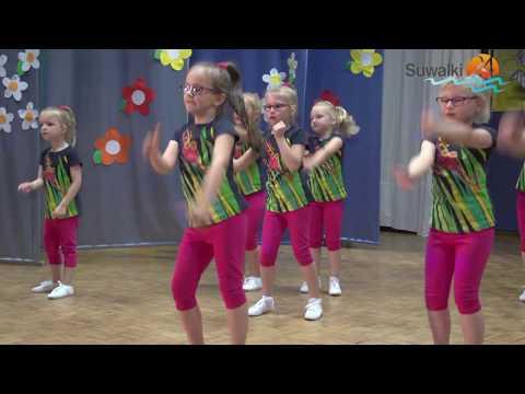 Przedszkole nr 6 w Suwałkach. Dzieci kochają tańczyć