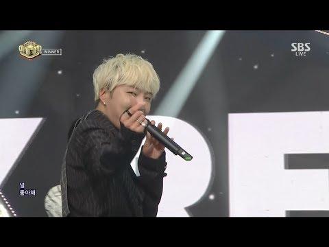 Video WINNER - 'REALLY REALLY' 0528 SBS Inkigayo download in MP3, 3GP, MP4, WEBM, AVI, FLV January 2017