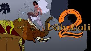 Nonton Baahubali 2   The Conclusion   Animation Trailer   S S  Rajamouli   Prabhas  Rana   Animation Film Subtitle Indonesia Streaming Movie Download