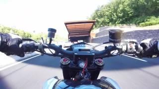 3. Ducati Hypermotard 1100 Evo Sp Vs Ferrari