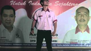 Video MARS PERINDO by  ER JO PEMUDA PERINDO JAMBI MP3, 3GP, MP4, WEBM, AVI, FLV Desember 2017