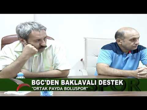 BGC'DEN BAKLAVALI DESTEK