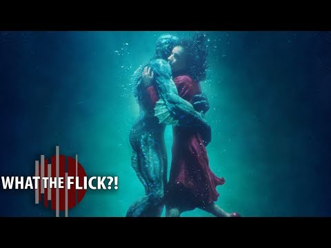 The Shape of Water - Official Movie Review