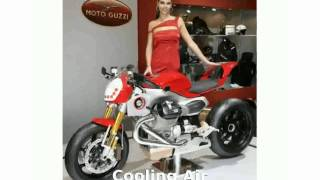 5. 2004 Moto Guzzi V11 Ballabio  Details Dealers Engine Features Transmission Specification