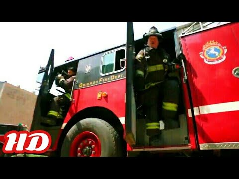 Chicago Fire 6° Temporada Trailer