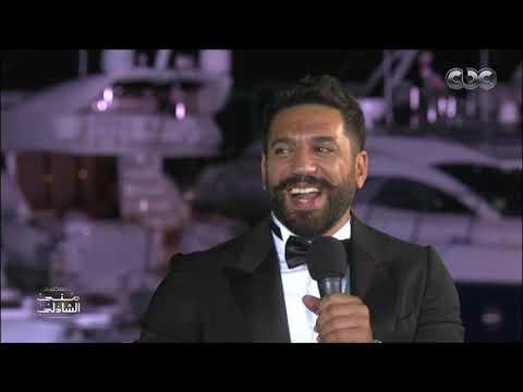 """""""الجونة السينمائي"""": إيمي سمير غانم وحسن الرداد حرصا على مشاهدة هذا الفيلم"""